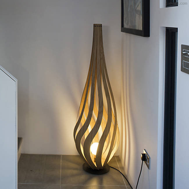Tulip Floor Lamp By Alex MacMaster for MacMaster
