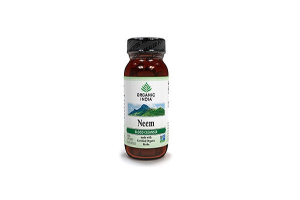 ORGANIC INDIA Neem - Made with Certified Organic Herbs