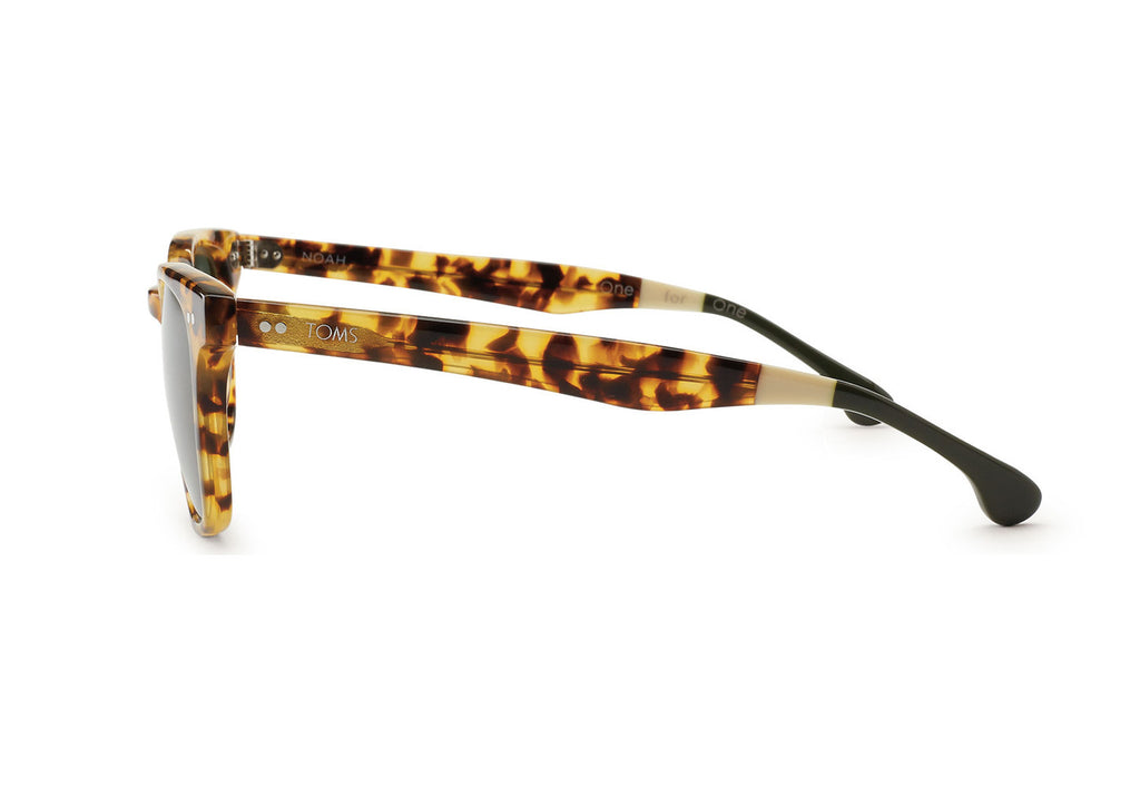 NOAH BLONDE TORTOISE POLARIZED