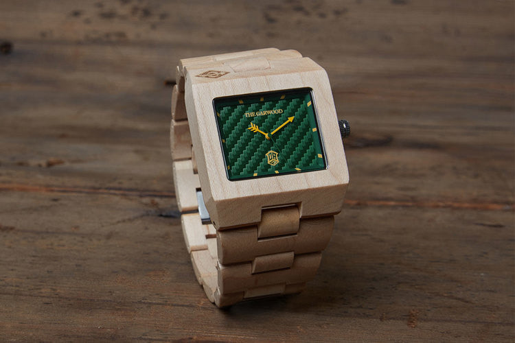 The One7 Special Edition - 100% NATURAL AMERICAN MAPLE WOOD