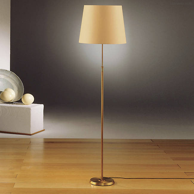 Adjustable Floor Lamp No. 6354 By Holtkoetter