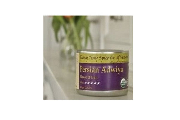 Persian Adwiya: Flavor of Iran (Teeny Tiny Spice Co. of Vermont)