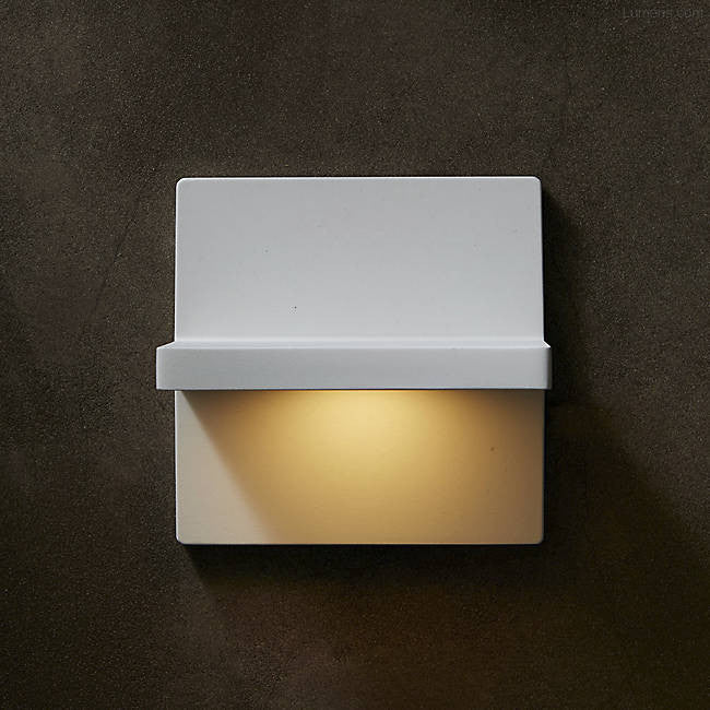 Ledge LED Indoor/Outdoor Wall Sconce By Rich Brilliant Willing