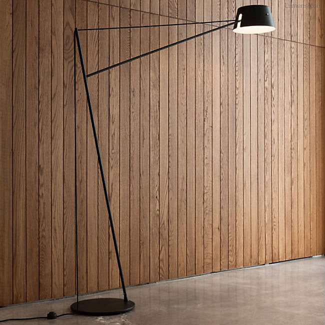 Spar Floor Lamp By Jamie McLellan for Resident