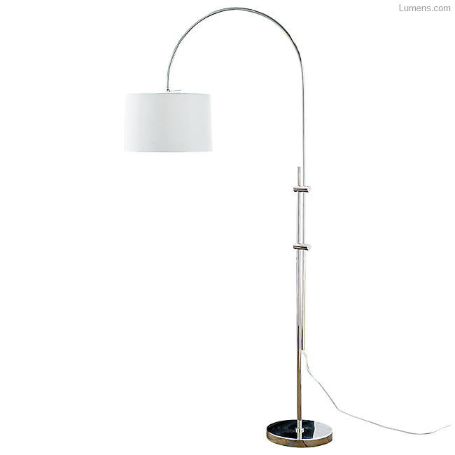 Arc Floor Lamp with Shade By Regina Andrew