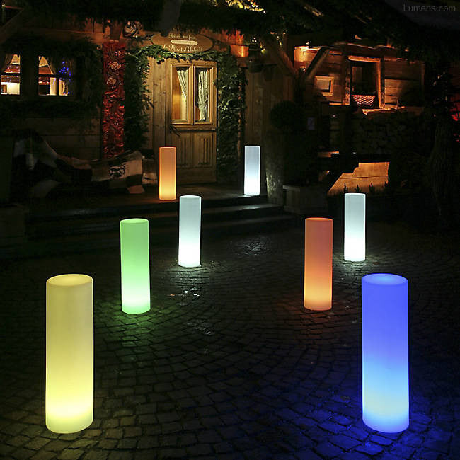 Tower S LED Indoor/Outdoor Lamp By Smart & Green
