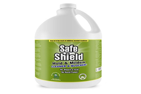 Safe Shield, 1 Gallon. Prevents Mold Infestation for Up to Four Months