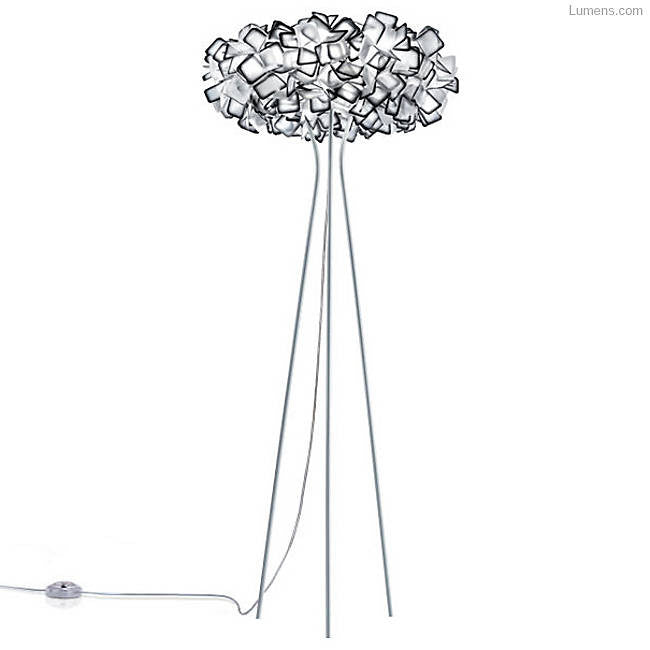 Clizia Floor Lamp By Adriano Rachele for Slamp