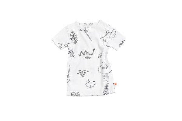 TINYCOTTONS CAMP GARDEN STORY TEE