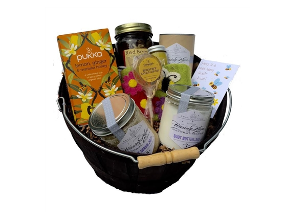 Queen Bee Gift Basket - Just Cause Gifts