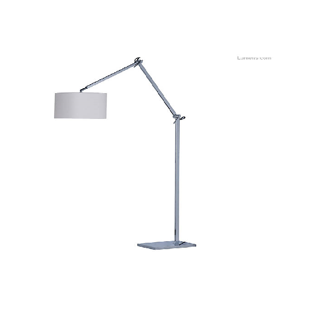Hotel Adjustable LED Floor Lamp By Maxim Lighting