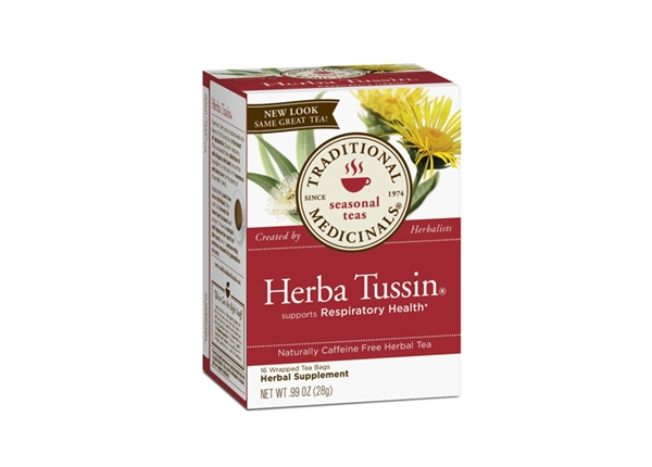 Traditional Medicinals - Organic Herba-Tussin Tea