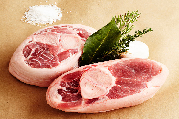 Berkshire Pork Osso Bucco 15 oz. avg, 1 pc per pkg. - SustainTheFuture.us - The Natural and Organic Way of Life