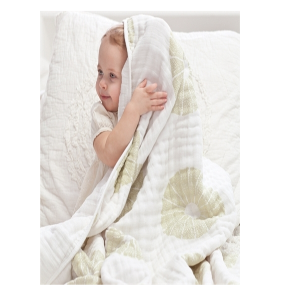 7 Oasis Organic Dream Blanket - Top 10 Baby Gifts of 2014 - SustainTheFuture.us - The Natural and Organic Way of Life