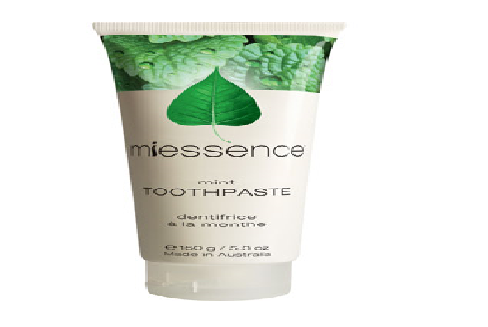 Mint Toothpaste - Certified Organic