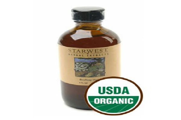 Scullcap Herb Extract Organic