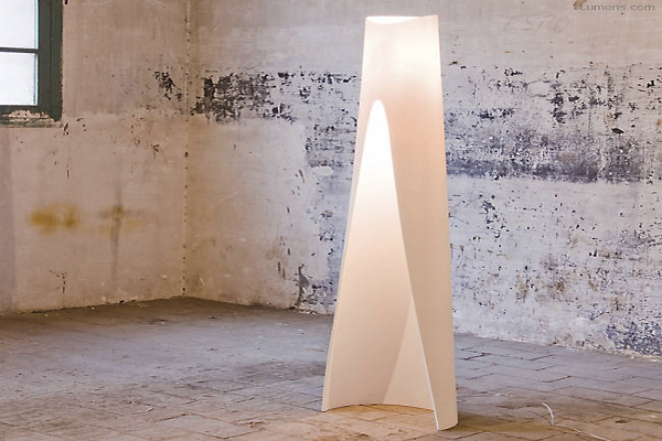 Suit Floor Lamp By Oriol Llahona for Alma Light