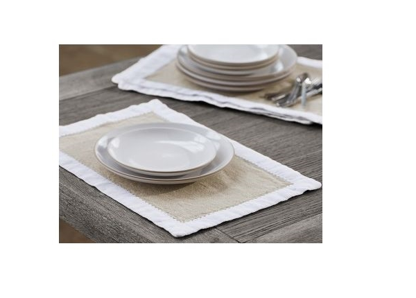 Organic Linen Placemats - Set of Four