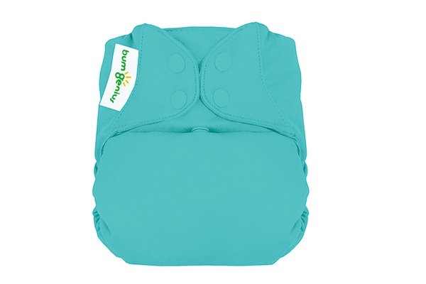 All in One Cloth Diapers - Organic Elemental Mirror - SustainTheFuture.us - The Natural and Organic Way of Life