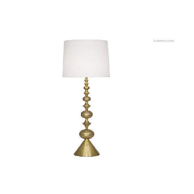 Harlequin Floor Lamp By Jonathan Adler for Robert Abbey