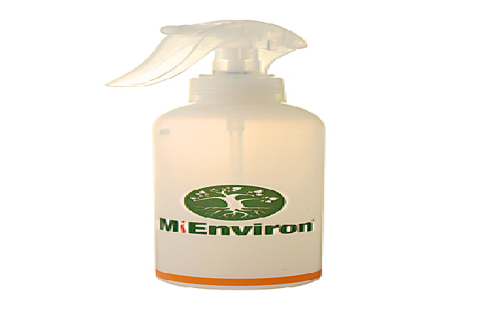 MiEnviron 250ml bottle and trigger spray