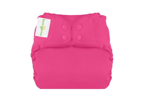 All in One Cloth Diapers -Countess Pink - SustainTheFuture.us - The Natural and Organic Way of Life