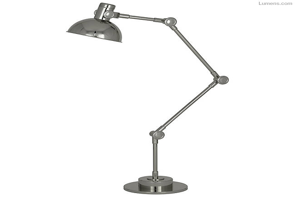 Scout Floor Lamp By Rico Espinet for Robert Abbey