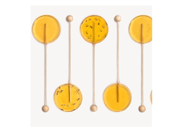 Delicious Lollipops from Pure Honey