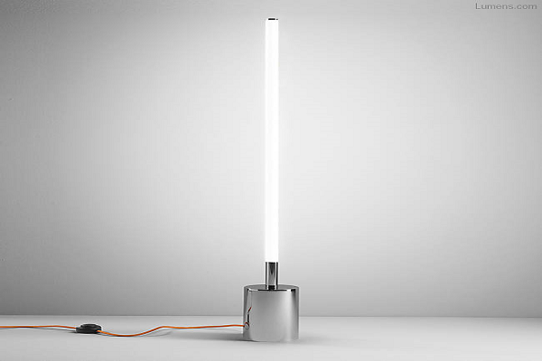 Tubini LED Floor Lamp By Marcello Pozzi for Ricca Design