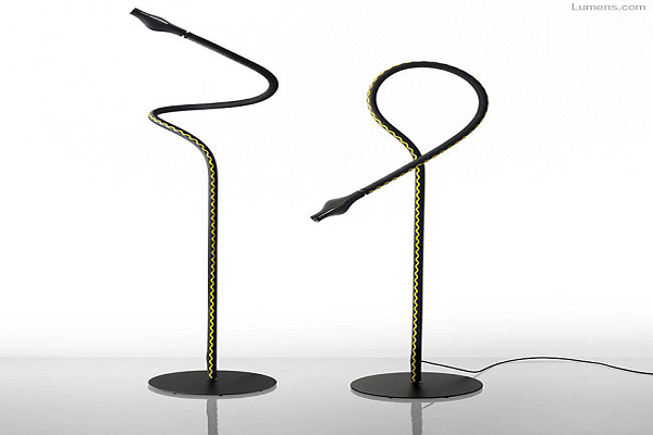 Alizz F. Cooper Floor Lamp By Ingo Maurer