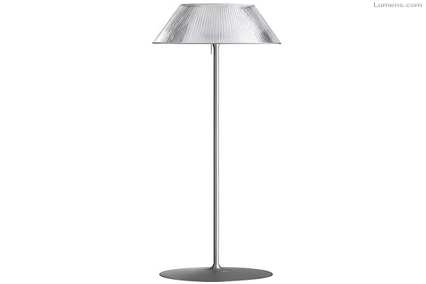 Romeo Moon F Floor Lamp By Philippe Starck for FLOS