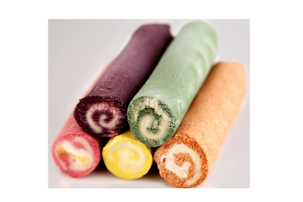 Natural Veggie Swirl Sidewalk Chalk