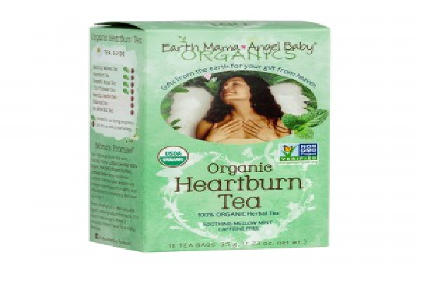 Earth Mama Organic Heartburn Tea - SustainTheFuture.us - The Natural and Organic Way of Life