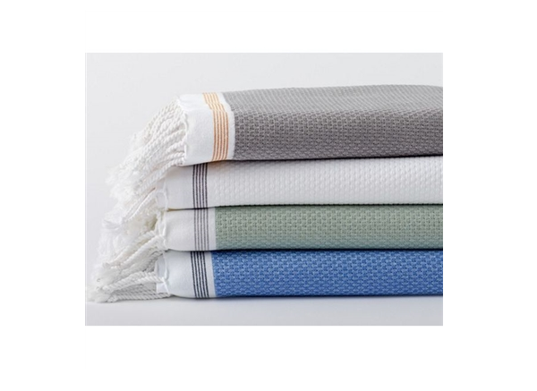 Coyuchi Organic Turkish Towels - New Colors! - Sold Individually & As Sets - SustainTheFuture.us - The Natural and Organic Way of Life