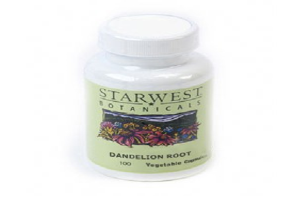 Dandelion Root Capsules - -Made with Organic Herbs - SustainTheFuture.us - The Natural and Organic Way of Life