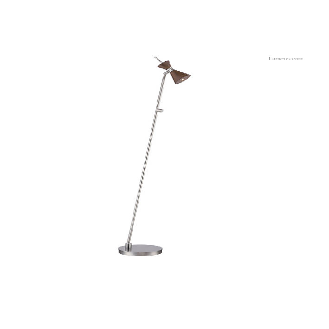 Conic LED Floor Lamp By George Kovacs