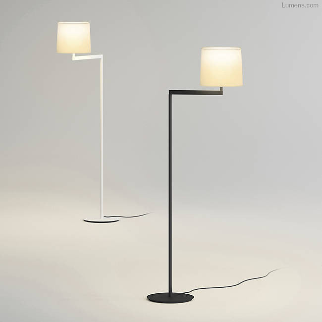 Swing Floor Lamp By Lievore Altherr Molina for Vibia