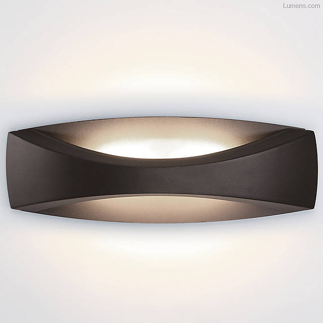 Arch dweLED Indoor/Outdoor Wall Sconce By WAC Lighting