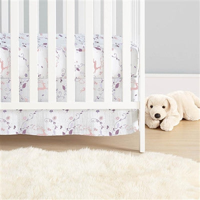 Aden & Anais - 'Once Upon a Time' Organic Muslin Crib Set - Items Also Sold Separately - SustainTheFuture.us - The Natural and Organic Way of Life