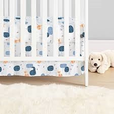 Aden & Anais - 'Into the Woods' Organic Muslin Crib Set - Items Also Sold Separately - SustainTheFuture.us - The Natural and Organic Way of Life