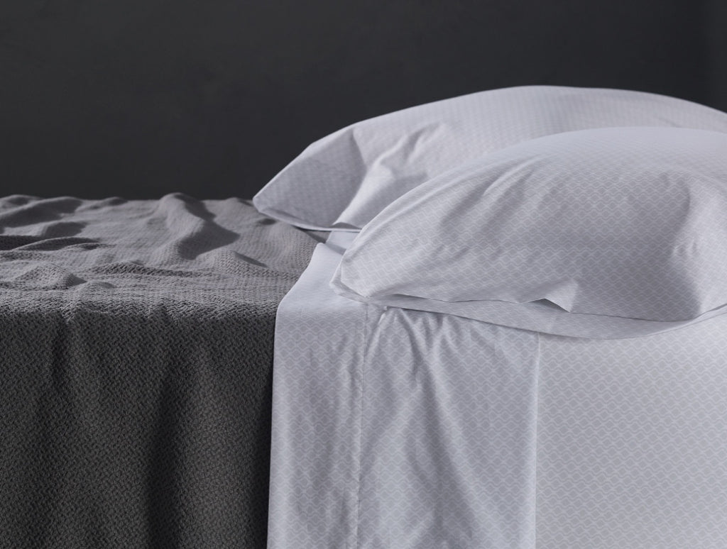 Asawa Printed - soft 200-thread-count organic cotton percale - SustainTheFuture.us - The Natural and Organic Way of Life