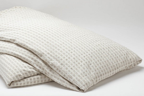 Cotton & Linen Birch. 100% organic cotton from India. - SustainTheFuture.us - The Natural and Organic Way of Life