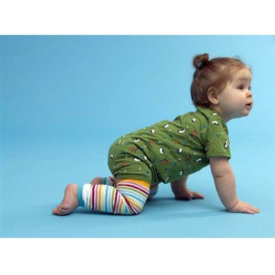Organic Leg Warmers for Baby - Infant BabyLegs - Many Colors Available!