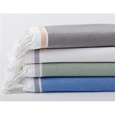 Coyuchi Organic Turkish Towels - New Colors! - Sold Individually & As Sets