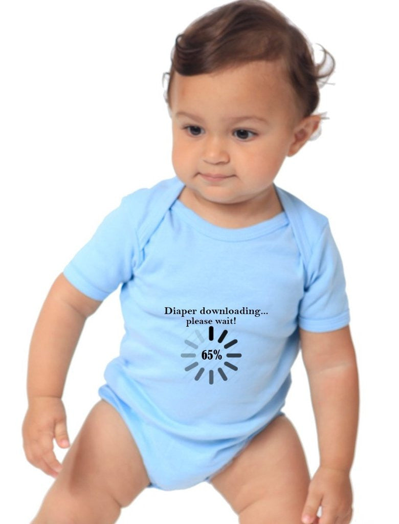 Infant One Piece- 100% Cotton - SustainTheFuture.us - The Natural and Organic Way of Life