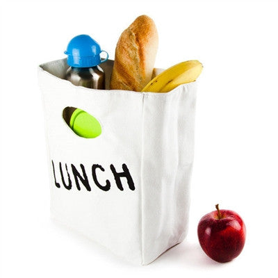 Fluf Lunch Bag - Organic Hi - SustainTheFuture.us - The Natural and Organic Way of Life