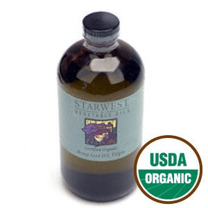 Hemp Seed Oil - (Cannabis sativa) - SustainTheFuture.us - The Natural and Organic Way of Life
