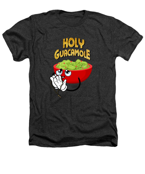 Heathers T-Shirt - Holy Guacamole - SustainTheFuture.us - The Natural and Organic Way of Life