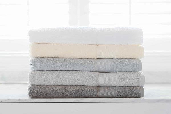 "Bath Towels 30""W x 58""L - Made with 100% certified organic cotton - SustainTheFuture.us - The Natural and Organic Way of Life"