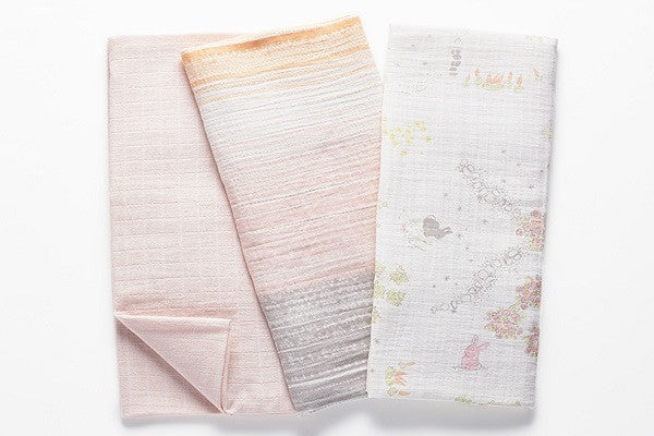 Muslin Swaddle Blankets. 100% organic cotton - SustainTheFuture.us - The Natural and Organic Way of Life